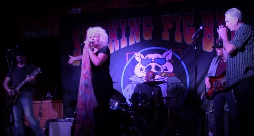 The Kaye Bohler Band Live at The Smoking Pig BBQ