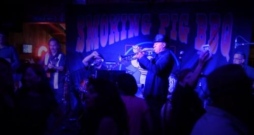 Julius Meléndez & Conjunto Seis de Montuno Live at Smoking Pig BBQ