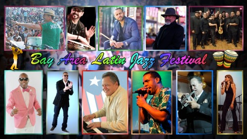 Montuno Productions All-Stars Salsa Orchestra - Debut Performance at The First Annual Bay Area Latin Jazz Festival