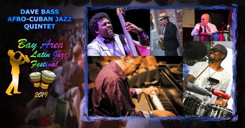 Dave Bass Afro-Cuban Jazz Quintet Live at The First Annual Bay Areal Latin Jazz Festival