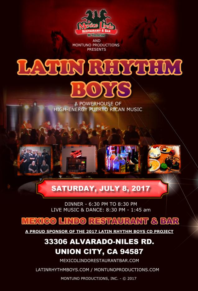 Latin Rhythm Boys