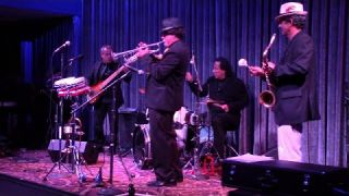 "Julius Meléndez Latin Jazz Ensemble - ""Canteloupe Island"""