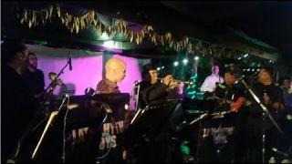 Latin Rhythm Boys feat. Julius Meléndez on The Trumpet -